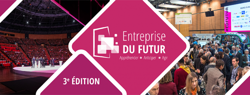 4800 presents au congres Entreprise DU FUTUR
