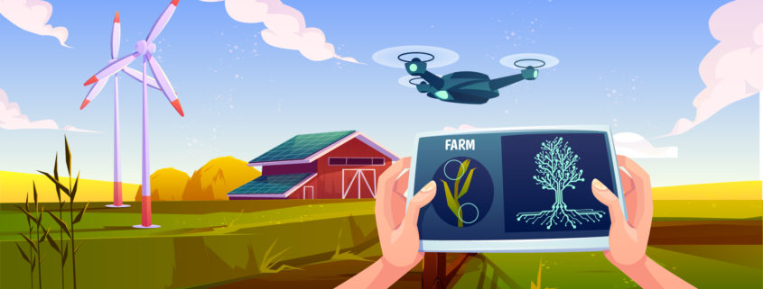 la transformation digitale de l'agriculture au Maroc